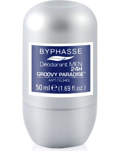 Byphasse Дезодорант роликовый 24h Men Deodorant Groovy Paradise