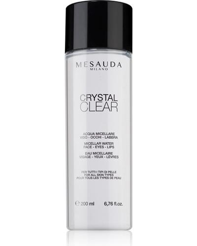 MESAUDA Crystal Clear Micellar Water