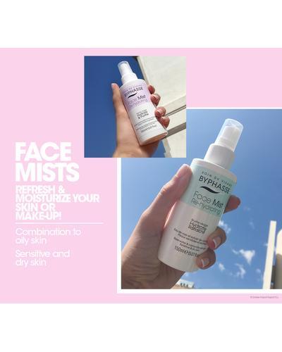 Byphasse Дымка для сухой и чувствительной кожи Face Mist Re-hydrating Sensitive & Dry Skin. Фото 1
