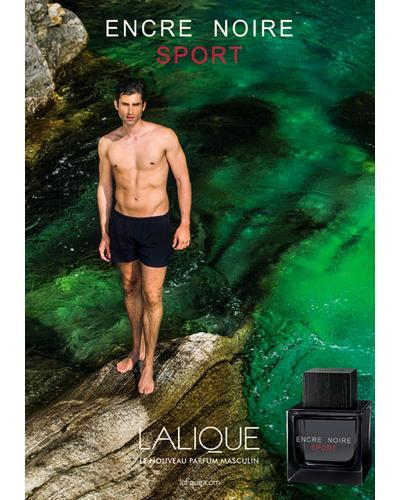 Lalique Encre Noire Sport. Фото 2