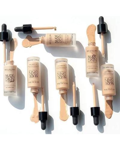 MESAUDA Nude Skin Foundation. Фото 1