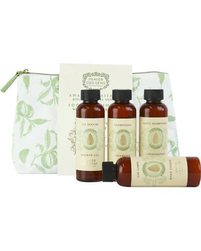 Panier Des Sens Набір для подорожей Body Care Travel Set Soothing Almond