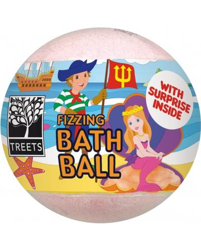 Treets Traditions Бомбочка для ванни дитяча Bath Ball Kids