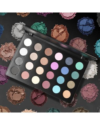 MESAUDA Палетка теней для глаз 24/7 Eyeshadow Palette. Фото 7