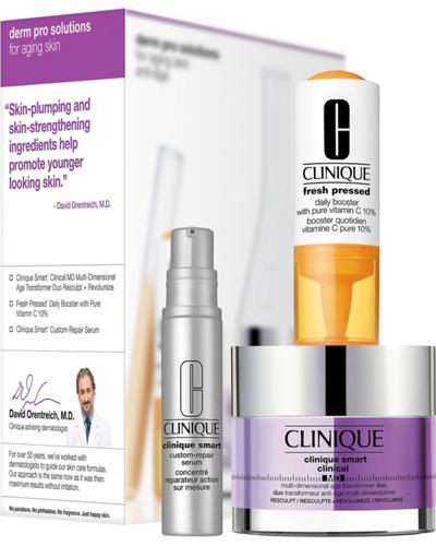 Clinique Подарунковий набір Derm Pro Solution For Aging Skin