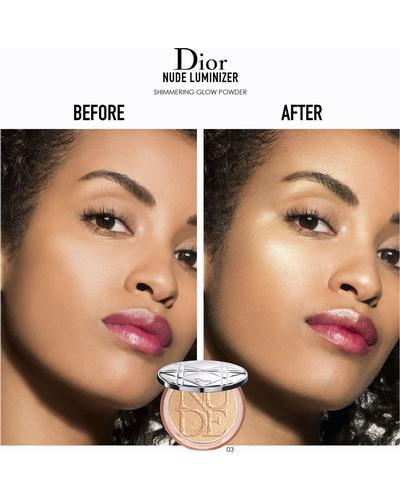 Dior Пудра для сияния кожи Diorskin Nude Luminizer. Фото 1