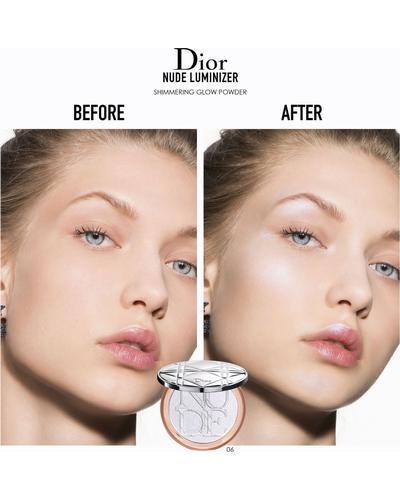Dior Пудра для сияния кожи Diorskin Nude Luminizer. Фото 3
