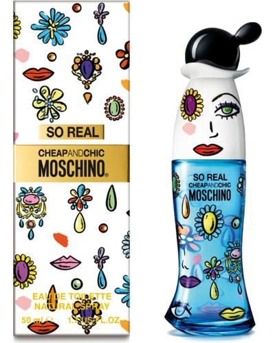 Moschino So Real Cheap and Chic . Фото 4