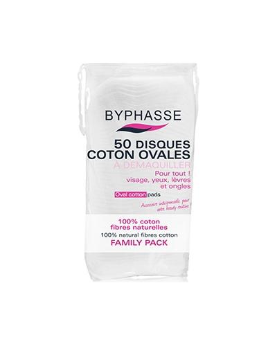 Byphasse Oval Cotton Pads