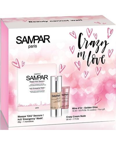 SAMPAR Подарочный набор Crazy In Love Value Set