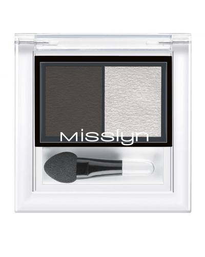 Misslyn High Shine Duo Eyeshadow