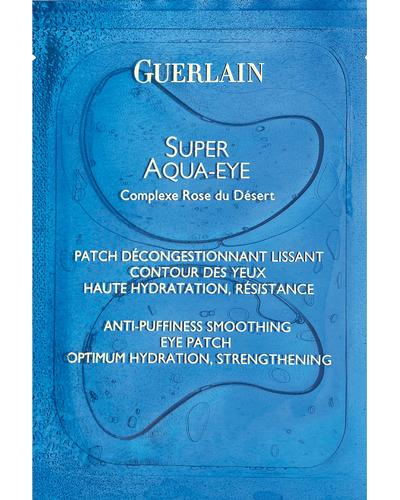 Guerlain Super Aqua-Eye Anti-Puffiness Soothing Eye Patch
