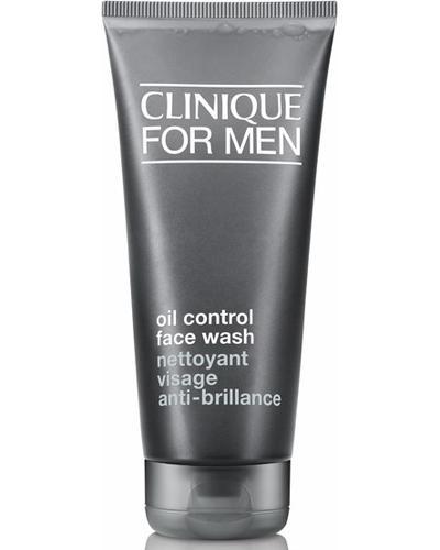 Clinique Мужское жидкое мыло для жирной кожи Oil Control Face Wash For Men