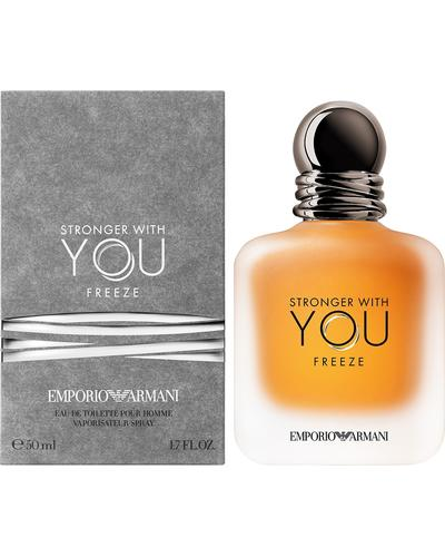 Giorgio Armani Stronger With You Freeze. Фото 2