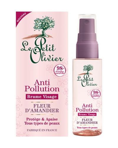 Le Petit Olivier Anti-Pollution Face Mist. Фото 3