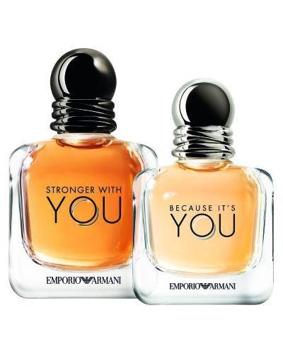 Giorgio Armani Stronger With You. Фото 3