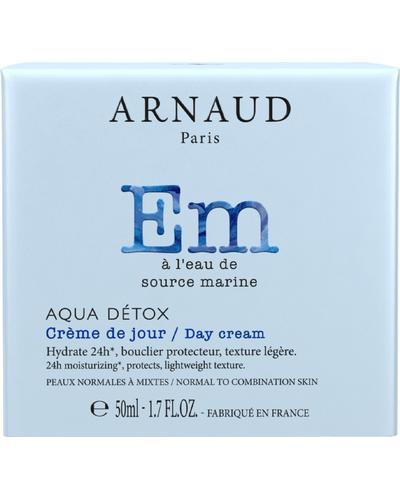 Arnaud Крем денний для нормальної та комбінованої шкіри Aqua Detox Day Cream Normal to Combination Skin. Фото 4