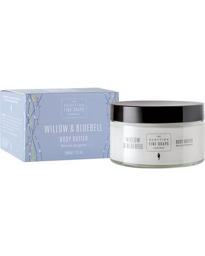 Scottish Fine Soaps Willow & Bluebell Body Butter. Фото 2