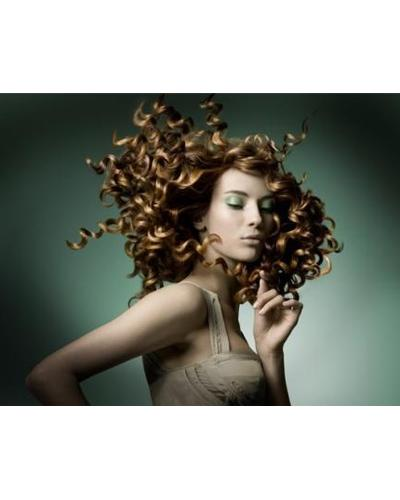 RICH Pure Luxury Argan Curl Enhansing Cream. Фото 1