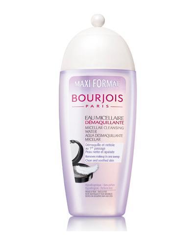Bourjois Мицеллярная вода для снятия макияжа