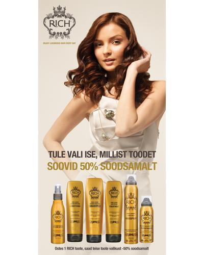 RICH Pure Luxury Intense Moisture Shampoo. Фото 4