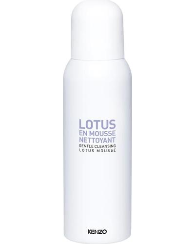 KenzoKi Gentle Cleansing Lotus Mousse
