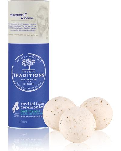 Treets Traditions Revitalising Ceremonies Bath Fizzers