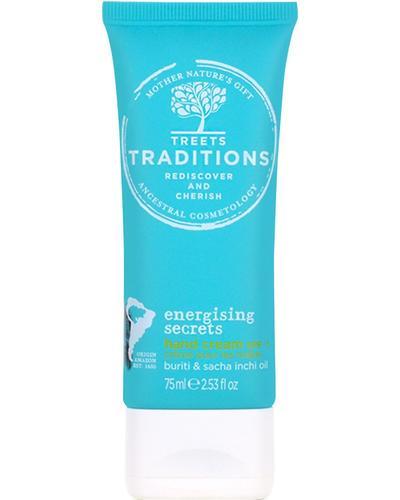 Treets Traditions Energising Secrets Hand Cream SPF 15