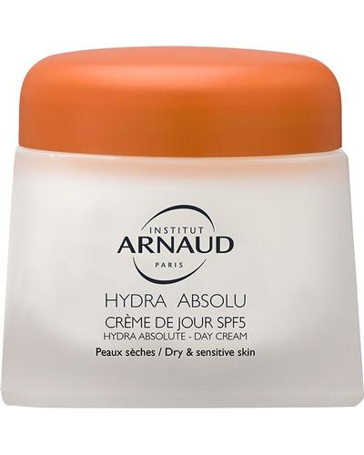 Arnaud Hydra Absolu Creme De Jour to dry skin SPF5