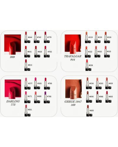 Dior Сияющий цвет, роскошный уход Rouge Dior Couture Colour Lipstick. Фото 2