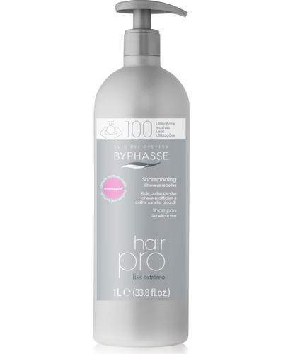 Byphasse Шампунь для непослушных волос Hair Pro Shampoo Liss Extreme Rebellious Hair