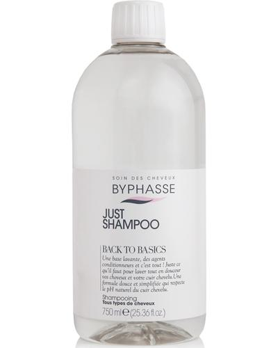 Byphasse Just Shampoo Back to Basics главное фото