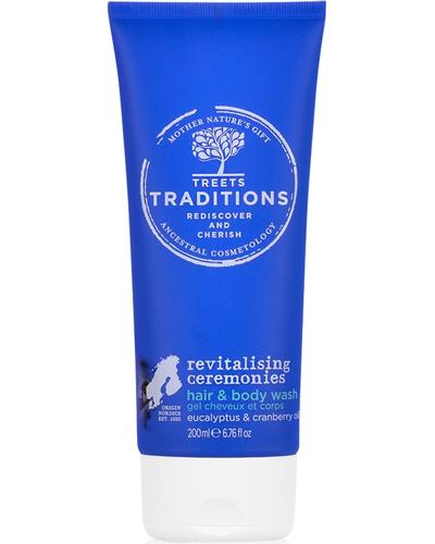 Treets Traditions Revitalising Ceremonies 2 in 1 Hair & Body Wash