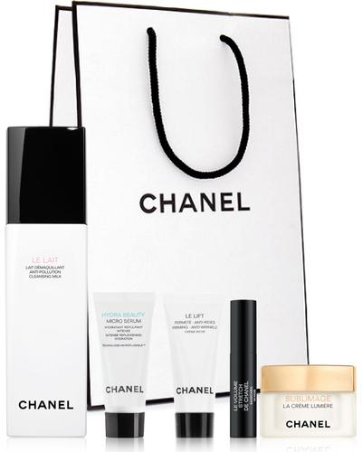 CHANEL Le Lait Set