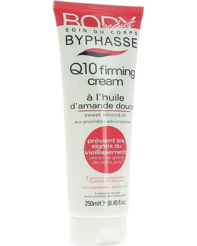 Byphasse Крем для тела антивозрастной Body Seduct Q10 Firming Cream Sweet Almond Oil. Фото 2
