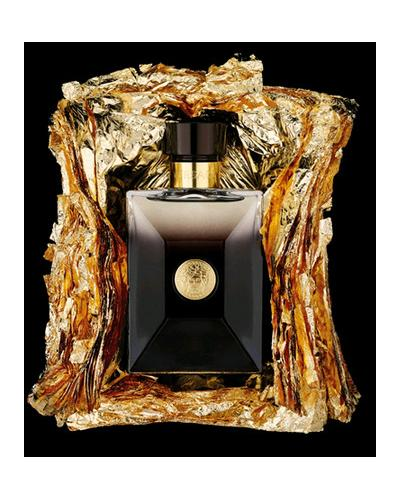 Versace Pour Homme Oud Noir. Фото 2