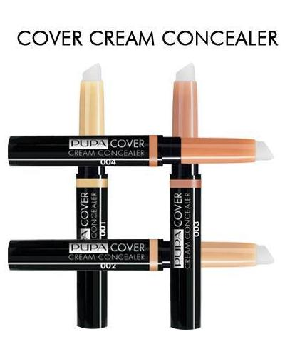 Pupa Cover Cream Concealer. Фото 2