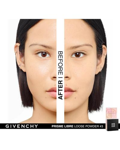 Givenchy Матирующая рассыпчатая пудра с эффектом сияния 4 в 1 Prisme Libre Loose Powder. Фото 5