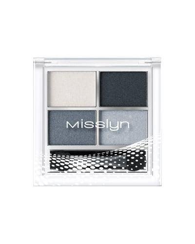 Misslyn Quattro Eyeshadow