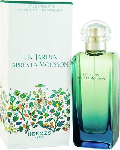 Hermes Un Jardin Apres la Mousson. Фото 4