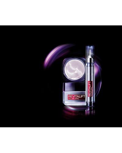 L'Oreal Крем-уход для кожи вокруг глаз Revitalift Филлер [ha]. Фото 2