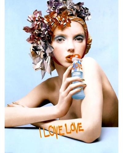 Moschino Cheap And Chic I Love Love. Фото 3