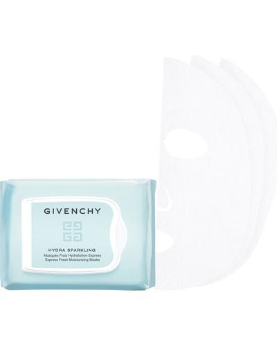 Givenchy Hydra Sparkling Express Fresh Moisturizing Masks. Фото 2