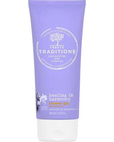Treets Traditions Healing in Harmony Shower Gel