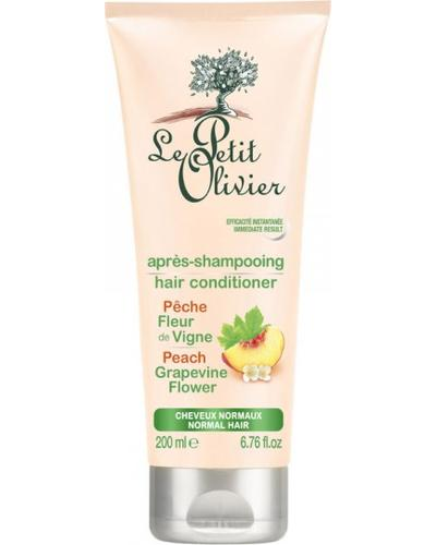 Le Petit Olivier Hair Conditioner Peach Grapevine Flower