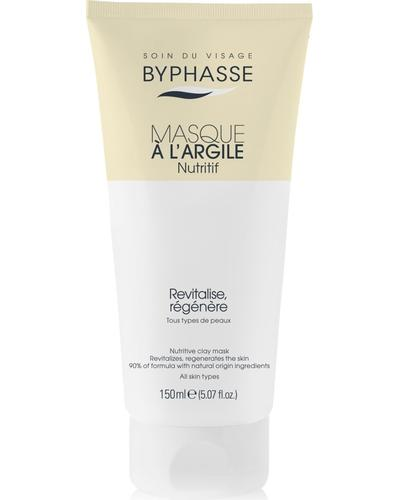 Byphasse Маска для обличчя Masque A L'Argile Nutritive Clay Mask