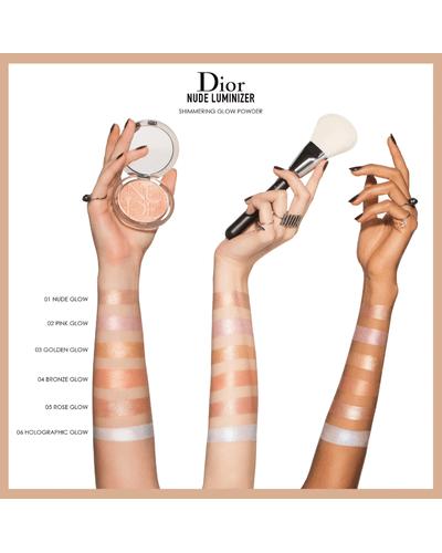 Dior Пудра для сияния кожи Diorskin Nude Luminizer. Фото 4