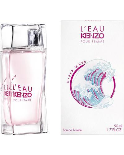 Kenzo L'Eau Kenzo Pour Femme Hyper Wave. Фото 4