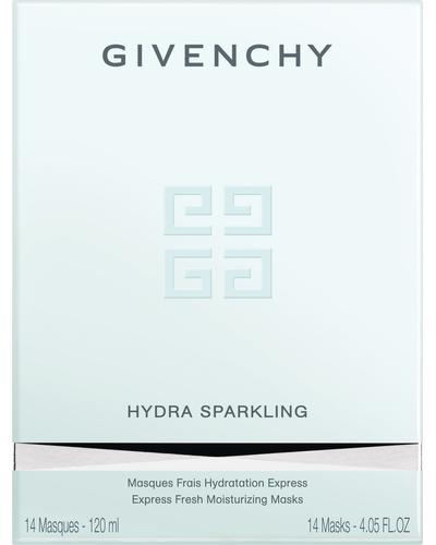 Givenchy Hydra Sparkling Express Fresh Moisturizing Masks. Фото 3