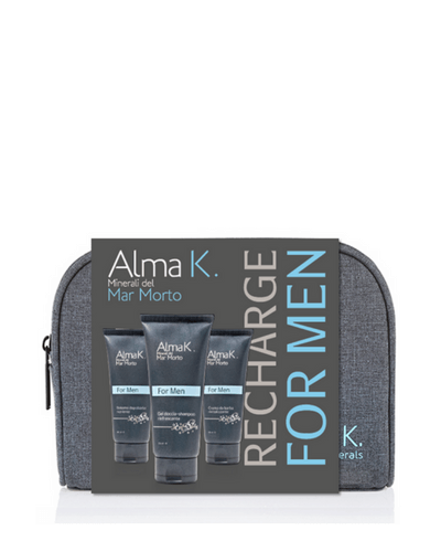 Alma K Recharge Travel Kit For Men